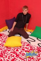 Голые фото геев от сайта BlueBellGuys с парнем Glamour